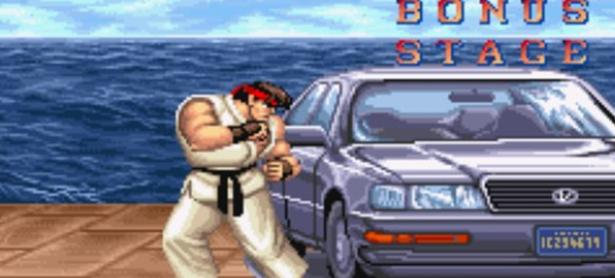 Clásico escenario bonus de <em>Street Fighter II</em> será una experiencia VR