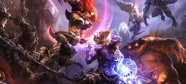 Riot construirá nuevo estadio de <em>League of Legends</em>