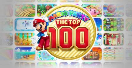 <em>Mario Party: The Top 100</em>