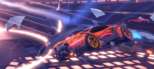 <em>Rocket League</em> para Switch presentará resolución dinámica