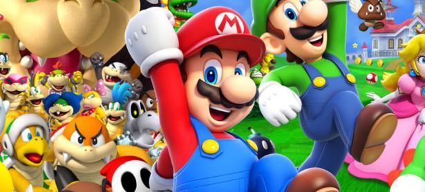 Nintendo planea una película animada de <em>Super Mario Bros.</em>