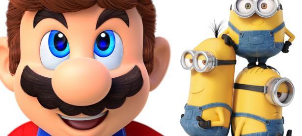 Creadores de los <em>Minions</em> podrían trabajar en película de <em>Super Mario Bros.</em>