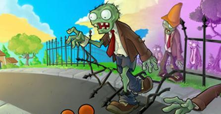 EA está regalando copias de <em>Plants vs. Zombies: Game of the Year Edition</em>