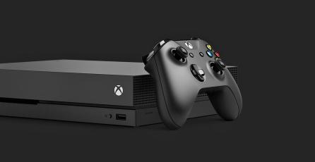Xbox One X vendió 1344 unidades en su primera semana en Japón