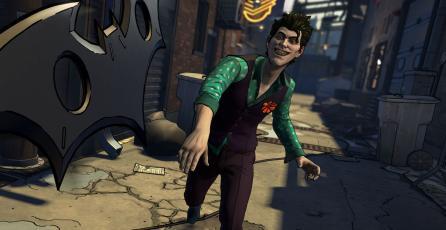 Batman visitará a John Doe en <em>Batman: The Enemy Within</em>