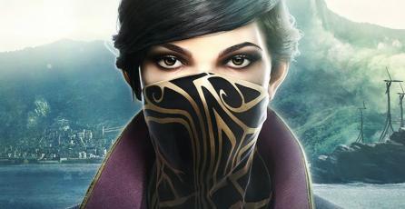 Ya puedes jugar <em>Dishonored 2</em> con texturas 4K en Xbox One X