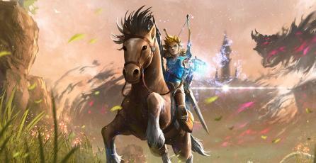 <em>Zelda: Breath of The Wild</em> es el GOTY en los Golden Joystick Awards