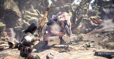Capcom revela nuevo gameplay de <em>Monster Hunter World</em>