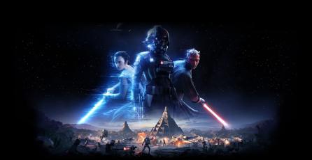 <em>Star Wars Battlefront II</em>