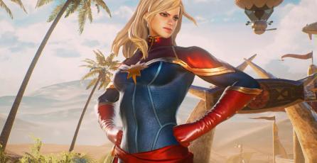Llega el demo de <em>Marvel vs. Capcom: Infinite</em> para miembros de PS Plus