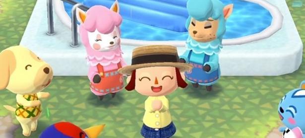 Celebra las fiestas con la actualización de <em>Animal Crossing: Pocket Camp</em>