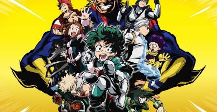 Revelan <em>My Hero Academia: One's Justice</em>