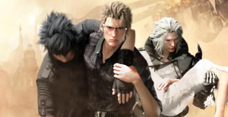 Estos son los primeros minutos de <em>Final Fantasy XV: Episode Ignis</em>
