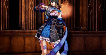 Igarashi presenta nuevo avance de <em>Bloodstained: Ritual of the Night</em>