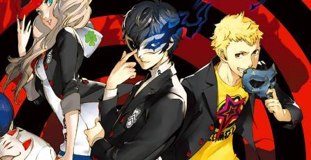 <em>Persona 5</em> ya distribuyó 2 millones de copias
