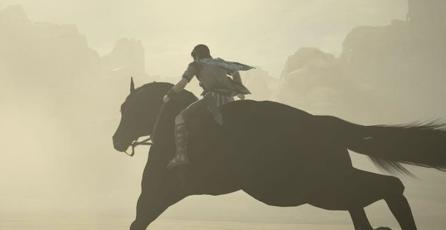 De esta forma crean el remake de <em>Shadow of the Colossus</em>