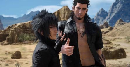 Así funcionará el cambio de personajes en <em>Final Fantasy XV</em>