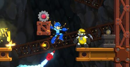 Revelan primeras capturas de <em>Mega Man 11</em>