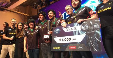 Equipo mexicano es el campeón del Heroes of the Storm Legion Championship