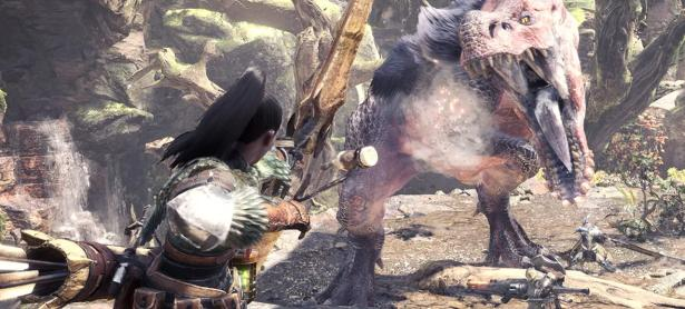 Revelan tamaño de la Beta de <em>Monster Hunter World </em>