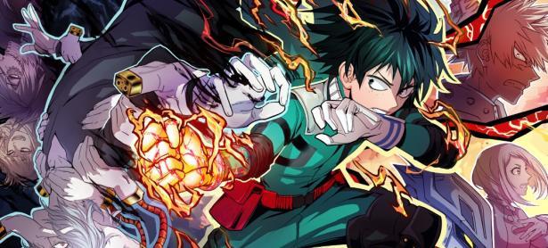 <em>Boku No Hero Academia</em> estrenará película para invierno del 2018