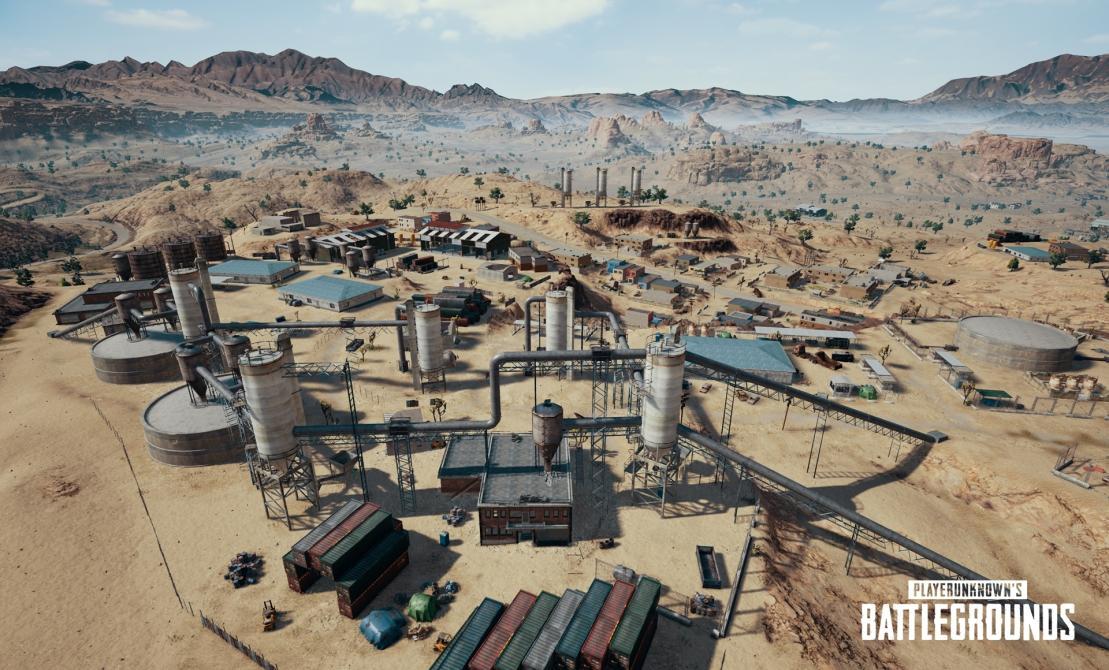 Capturas de Miramar, nuevo mapa de <em>PUBG</em>