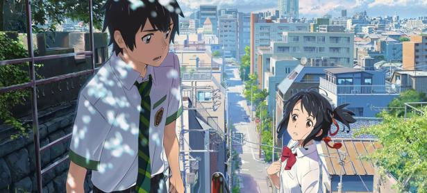 <em>Your Name</em> ya está disponible en Netflix