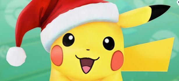 Habrá evento navideño en <em>Pokémon GO</em>
