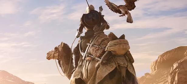 Una nueva deidad te espera en <em>Assassin's Creed: Origins</em>