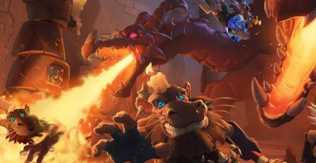 Ya está disponible <em>Kóbolds y Catacumbas</em> en <em>Hearthstone</em>