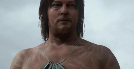 Checa el avance de <em>Death Stranding</em> que presentaron en The Game Awards 2017