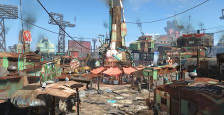 Checa el nuevo gameplay de <em>Fallout 4 VR</em>