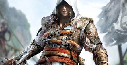 Consigue gratis una copia de <em>Assassin's Creed IV: Black Flag </em>para PC