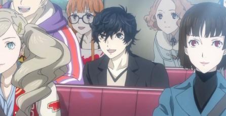 Pronto habrá novedades del anime de <em>Persona 5</em>