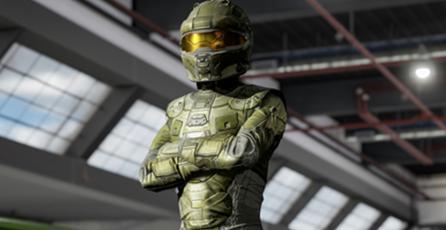 La armadura del Master Chief estará disponible en <em>Forza Motorsport 7</em>