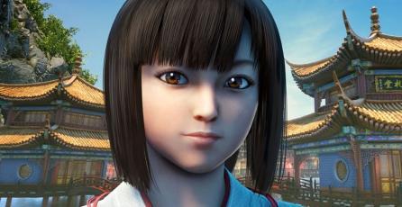 Revelan a nuevo personaje de <em>Shenmue III</em>