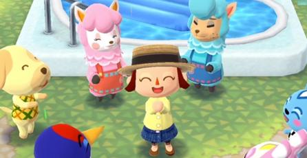 <em>Animal Crossing: Pocket Camp</em> suma 25 millones de descargas