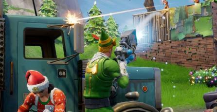 <em>Fortnite</em> recibirá contenido navideño