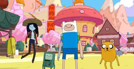Anuncian <em>Adventure Time: Pirates of the Enchiridion</em>