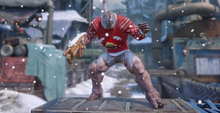 La Navidad por fin llegó a <em>Gears of War 4</em>