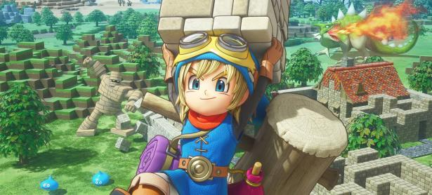 Ve el nuevo avance de <em>Dragon Quest Builders</em> para Switch