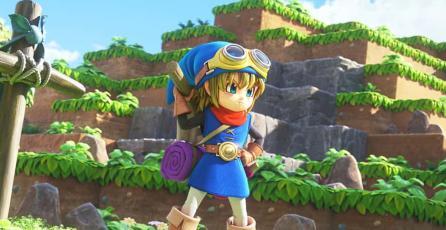 Ya sabemos cuando llegará <em>Dragon Quest Builders</em> para Switch a América