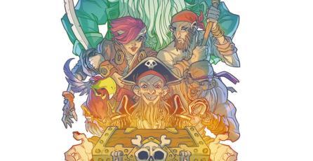 Habrá una serie de cómics de <em>Sea of Thieves</em>