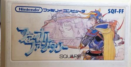 ¡<em>Final Fantasy</em> cumple 30 años!