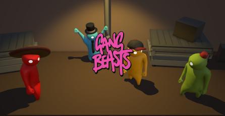 <em>Gang Beasts</em>