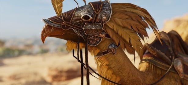Contenido de <em>Final Fantasy</em> llega a <em>Assassin's Creed: Origins</em>