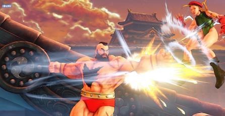 <em>Street Fighter V: Arcade Edition </em>incluirá un nuevo modo por equipos