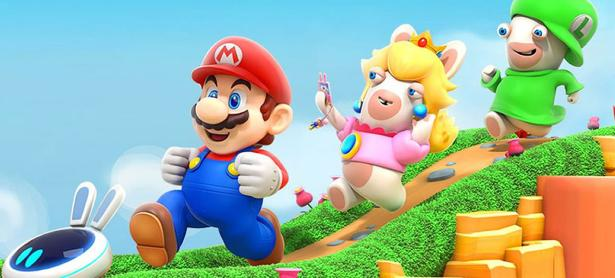 Liberan nuevo update para <em>Mario + Rabbids Kingdom Battle</em>