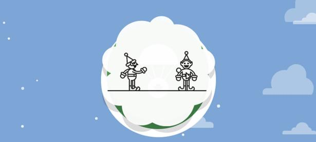 Checa este Battle Royal navideño de Google
