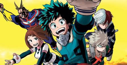 <em>My Hero Academia: One's Justice</em> llegará a Xbox One y PC
